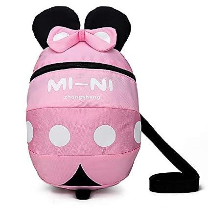 Baby Toddler Safety Harness Backpack Child Kids Cute Cartoon Strap Shoulder,