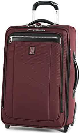 7f07717c5 Travelpro Platinum Magna 2 Carry-On Expandable Rollaboard Suiter Suitcase,  22-in,