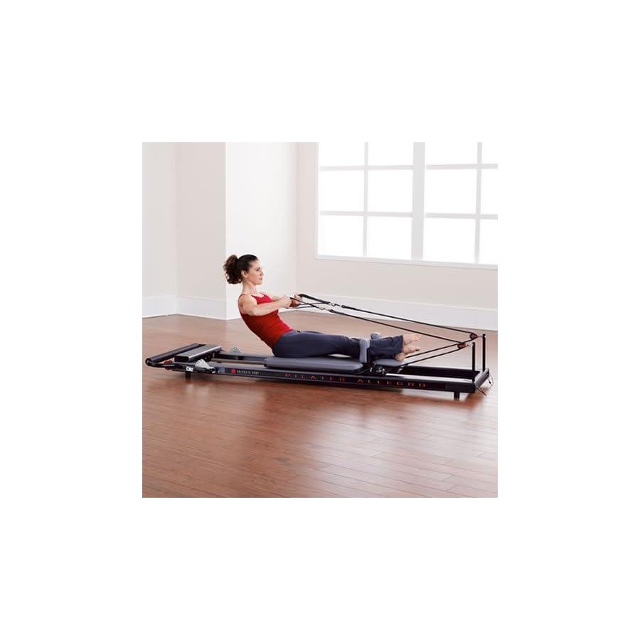 Pilates Allegro Reformer, 14 inch