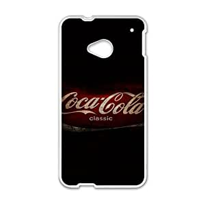DAZHAHUI Drink brand Coca Cola fashion cell phone case for HTC One M7