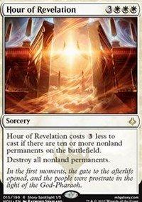 - Hour of Revelation - Hour of Devastation
