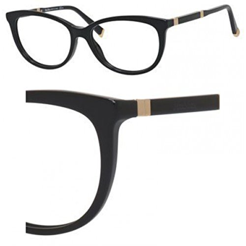 max-mara-max-mara-1275-0qfe-black-rose-gold-eyeglasses