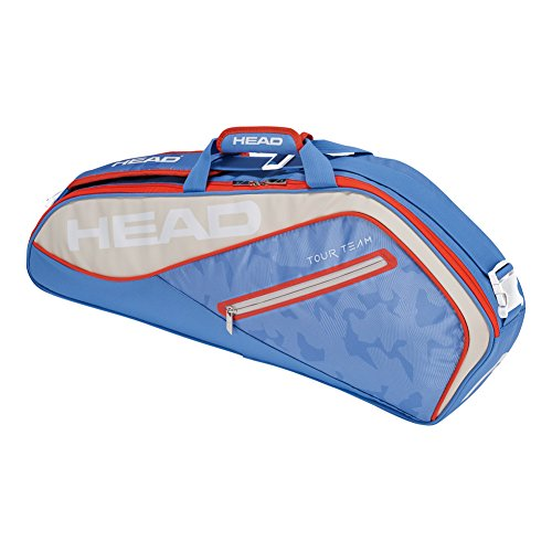 HEAD  Tour Team 3R Pro Tennis Bag Light Blue/Sand