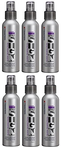 Goldwell Sleek Perfection 6 x 100 ml Style Sign Straight GW Thermo Spray Serum