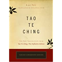 Tao Te Ching: The New Translation from Tao Te Ching: The Definitive Edition (Tarcher Cornerstone Editions)