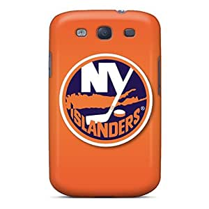 Cute High Quality Galaxy S3 New York Islanders Cases