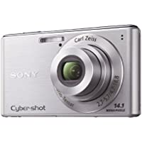 SONY Digital Camera Cybershot W530 - International Version (No Warranty)