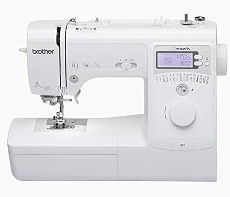 Brother Innovis A16 Máquina de coser: Amazon.es: Hogar