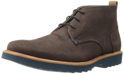 Clarks Men's Fulham High Boot,Brown Suede,9.5 M US