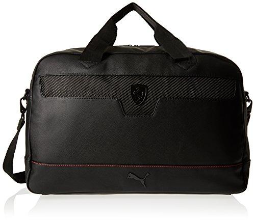 Puma Ferrari Ls 074211, Borsa a mano uomo Nero Black (nero) Taille Unique