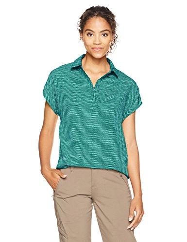 Skinny Pocket Apple Jean (Mountain Khakis Emma Shirt, Ivy Pebble, Large)