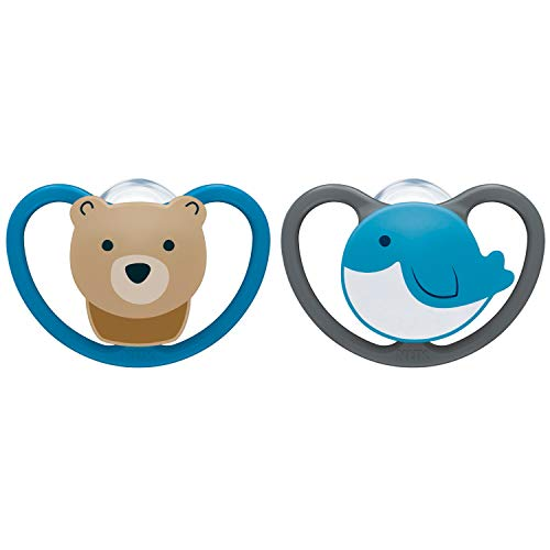 Top 10 best nuk latex pacifier 6-18 months: Which is the best one in 2020?