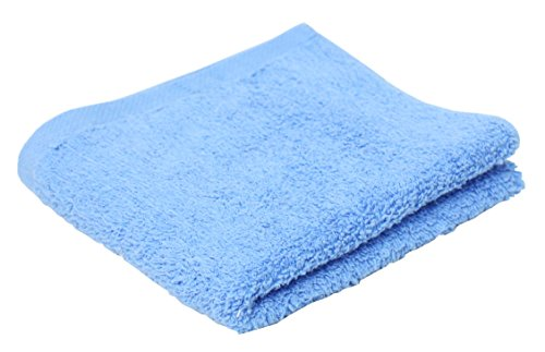J & M Home Fashions Portofino Hand Towel, Ocean Blue (72 Pack) by J&M Home Fashions