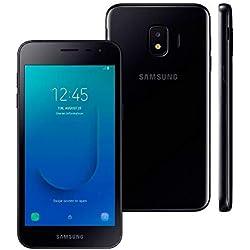 Samsung Galaxy J2 Core 2018 International Version, No Warranty Factory Unlocked 4G LTE (USA Latin Caribbean) Android Oreo SM-J260M Dual Sim 8MP 8GB (Black)