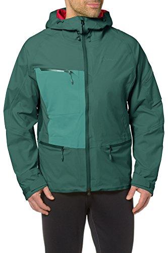 VAUDE Men's Boe Jacket, Seaweed, XX-Large from VAUDE