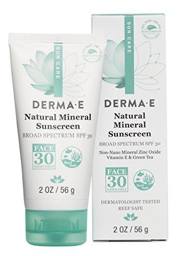 Derma E Natural Mineral Sunscreen Reviews