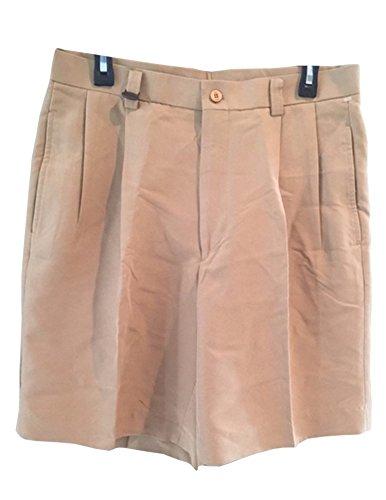 Ben Hogan Men's Sandalwood Khaki Golf Shorts 32
