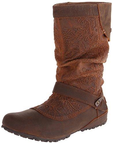 Merrell Women's Haven Pull Boot,Oak,8.5 M US
