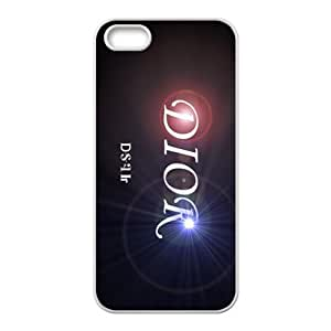 WWWE Dior design fashion cell phone case for iPhone ipod touch4