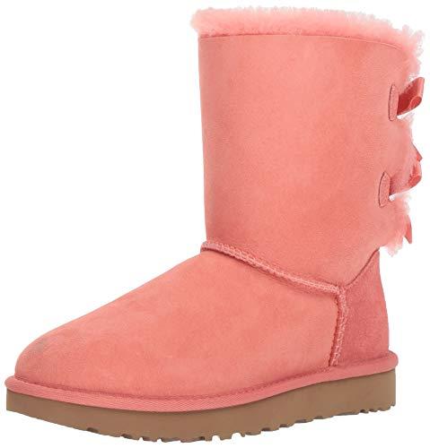 (UGG Women's W Bailey Bow II Fashion Boot, Lantana, 12 M)