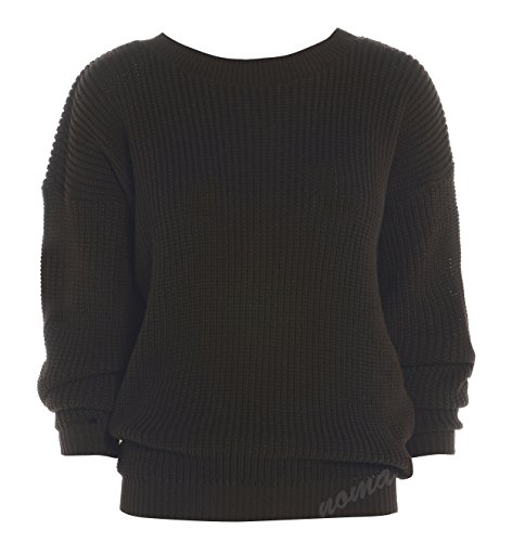 Coupe Pull Oversize Femmes Ample Tricot Pour 5tw8qSxHw