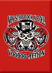 Artista Vince tope Ray no es el Rock and Roll Voodoo de imán para ...