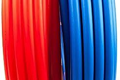1/2-Inch Pex Tubing Combo - 100' Blue 10...