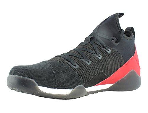 Reebok Men's Combat Noble Trainer Sneaker, Men's Black/White/Vitamin C, 9.5 M US by Reebok (Image #1)