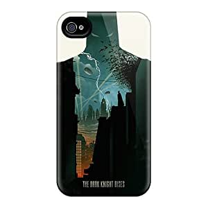 Top Quality Protection Dark Knight Rises Case Cover For Iphone 4/4s