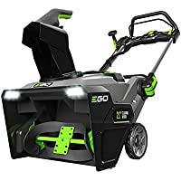 EGO 21 in. Cordless 56-Volt Lithium-Ion Single Stage Electric Snow Blower