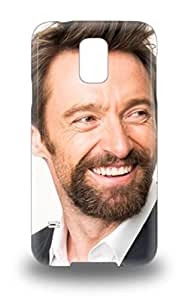 Galaxy Protective 3D PC Case High Quality For Galaxy S5 Hugh Jackman Australia Male Hugh Michael Jackma X-Men Skin 3D PC Case Cover ( Custom Picture iPhone 6, iPhone 6 PLUS, iPhone 5, iPhone 5S, iPhone 5C, iPhone 4, iPhone 4S,Galaxy S6,Galaxy S5,Galaxy S4,Galaxy S3,Note 3,iPad Mini-Mini 2,iPad Air )