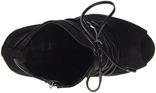 Primadonna 089991163mf, Botines para Mujer Negro (Nero)