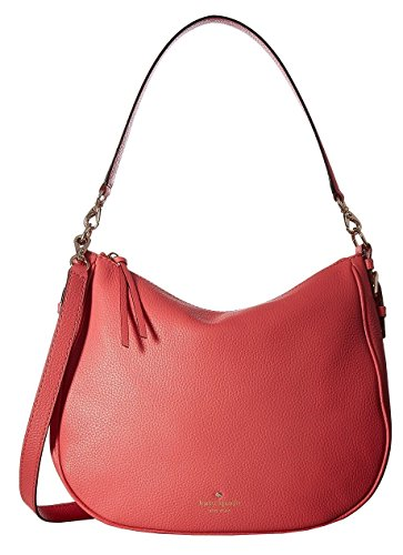 Kate Spade Women's Cobble Hill Mylie Shoulder Bag, Warm Guava, OS by Kate Spade New York