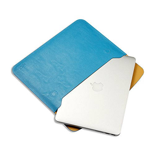 Funda Protectora Para Ordenadores Portátiles Bolsa Ordenador Portatil Funda Pc Notebook Caja Lake Blue