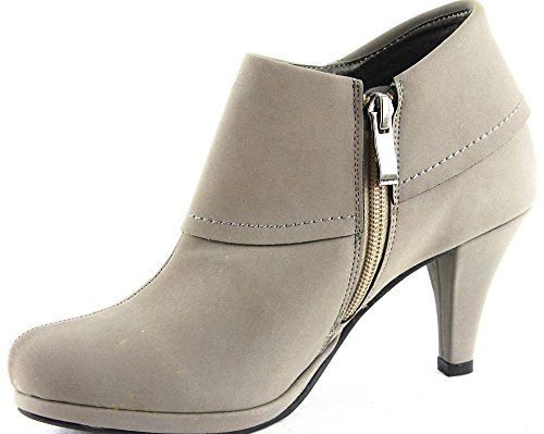 Andrea Conti Zapatos Botas Botines gris 2128