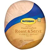 Butterball Turkey, Breast Boneless Skin On Roast and Serve - Petite, 4 Pound -- 4 per case.