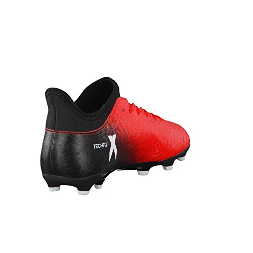 adidas Jungen X 16.3 Fg J Fußballschuhe red/ftwr white/core black