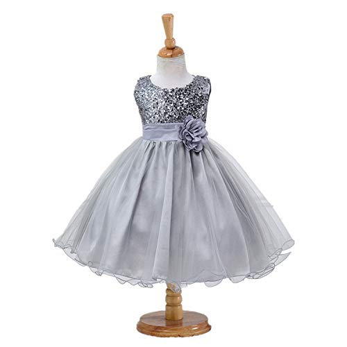 (1-14 Yrs Teenage Girls Dress Wedding Party Princess Christmas Dress for Girl Party Costume Kids Cotton Party Girls Clothing,As)