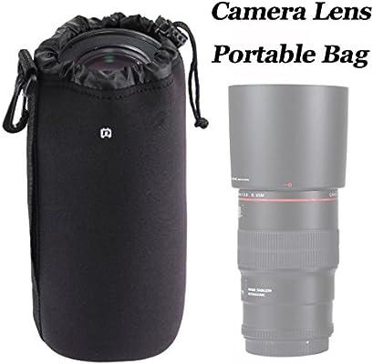Cámara réflex lente bolsa buceo Material impermeable lente de la ...