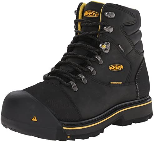 KEEN Utility Men's Milwaukee Wide Work Boot: Amazon.com.au: Fashion