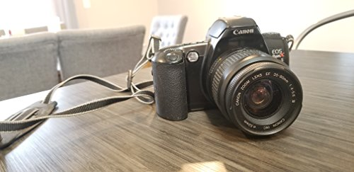 - Canon EOS Rebel X SLR Film Camera w/ Canon EF 35-80mm f/4-5.6 III Lens