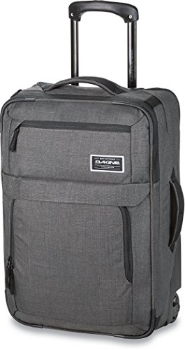Dakine Carry On Roller 40L,Carbon,One Size