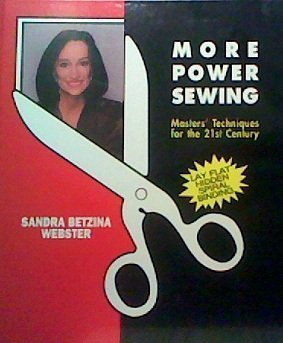 Free More Power Sewing: Master's Techniques for the 21st Century