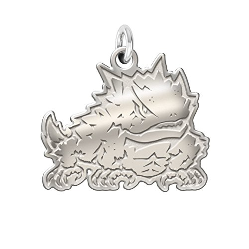 Texas Christian Horned Frogs Charm - 3/4