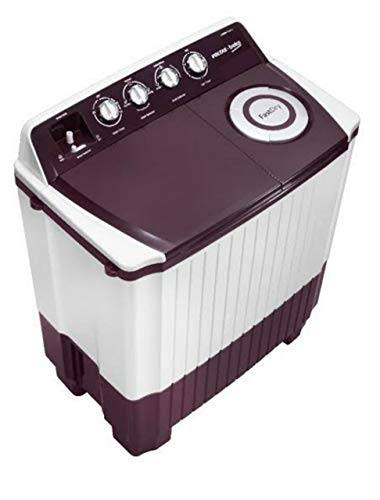 Best VOLTAS BEKO 7 Kg 5 Star Semi-Automatic Top Loading Washing Machine WTT70ALIM (Burgundy)