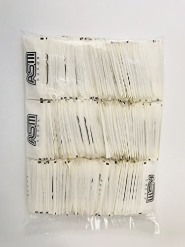 Dental Flosser Bestsellers European Stick Floss superfine Toothpicks Interdental Brush Individually wrapped (ASM paper packaging 300 / bag) ()
