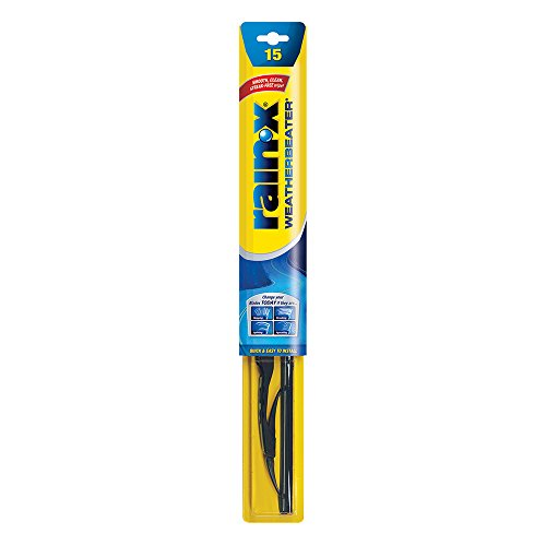 - Rain-X RX30215 Weatherbeater Wiper Blade - 15-Inches - (Pack of 1)