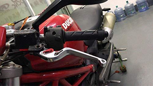 TTR125L//LE//LW 00-16 Blaster 200 YFS200 04-06 Wolverine 350 YFM350FX 02-05 Motorcycle Adjustable Brake Clutch Levers for Yamaha YFM700 Raptor 700R 00-06 XT660//R//X 04-13 Raptor YFM660 01-05