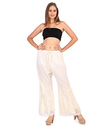 Ivory6 Indiankala4u Indiankala4u Donna Leggings Indiankala4u Leggings Leggings Donna Ivory6 XZIRw