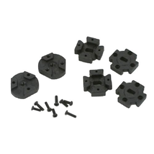 Losi Center & Diff Locker (Plastics): MRC, LOSB1434